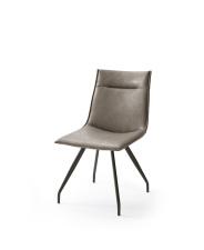 Jídelní židle VERONA_typ sedáku A 6 lanýž