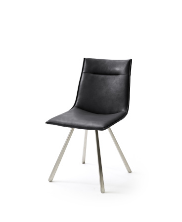 Jídelní židle VERONA_typ sedáku A 7 černá