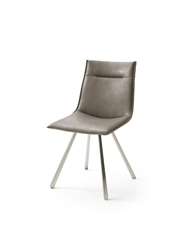 Jídelní židle VERONA_typ sedáku A 7 lanýž