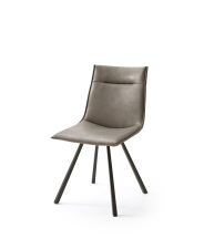 Jídelní židle VERONA_typ sedáku A 8 lanýž