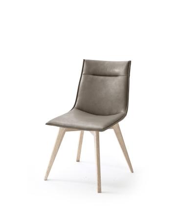 Jídelní židle VERONA_typ sedáku A 9 lanýž