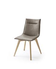 Jídelní židle VERONA_typ sedáku A 11 lanýž