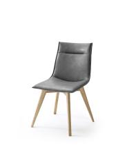 Jídelní židle VERONA_typ sedáku A 11 šedá