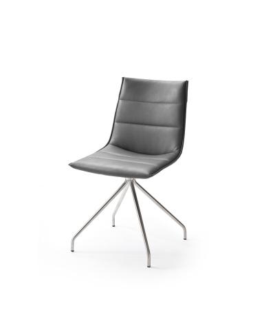 Jídelní židle VERONA_typ sedáku B 1 šedá