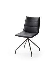 Jídelní židle VERONA_typ sedáku B 2 černá