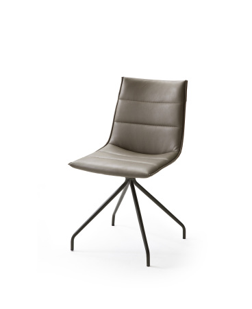 Jídelní židle VERONA_typ sedáku B 2 lanýž