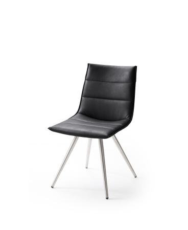 Jídelní židle VERONA_typ sedáku B 3 černá