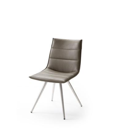 Jídelní židle VERONA_typ sedáku B 3 lanýž