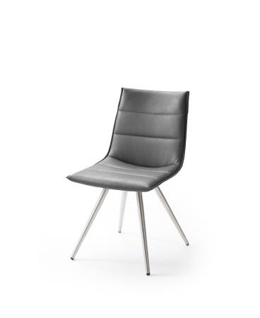 Jídelní židle VERONA_typ sedáku B 3 šedá