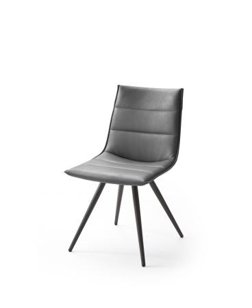 Jídelní židle VERONA_typ sedáku B 4 šedá