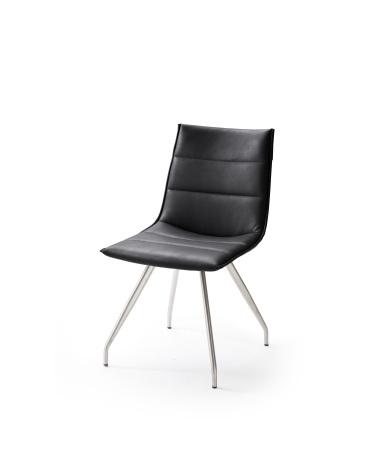 Jídelní židle VERONA_typ sedáku B 5 černá