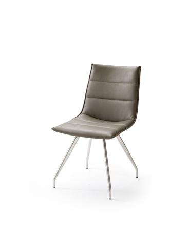 Jídelní židle VERONA_typ sedáku B 5 lanýž
