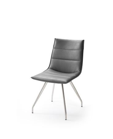 Jídelní židle VERONA_typ sedáku B 5 šedá