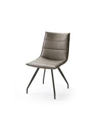 Jídelní židle VERONA_typ sedáku B 6 lanýž