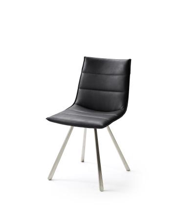 Jídelní židle VERONA_typ sedáku B 7 černá
