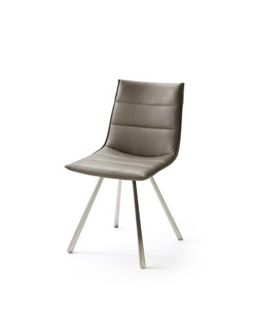 Jídelní židle VERONA_typ sedáku B 7 lanýž
