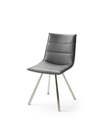 Jídelní židle VERONA_typ sedáku B 7 šedá