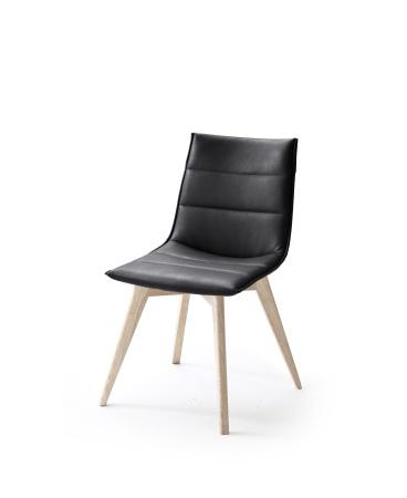 Jídelní židle VERONA_typ sedáku B 9 černá