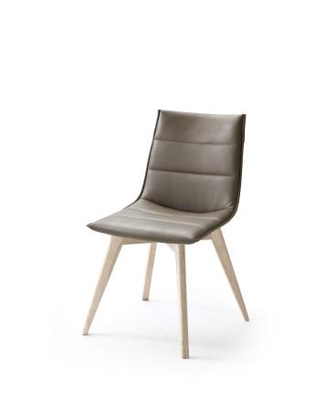 Jídelní židle VERONA_typ sedáku B 9 lanýž