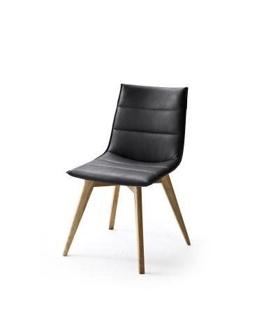Jídelní židle VERONA_typ sedáku B 10 černá