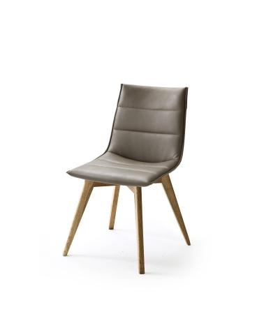 Jídelní židle VERONA_typ sedáku B 10 lanýž