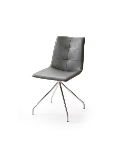 Jídelní židle VERONA_typ sedáku C 1 šedá