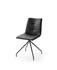 Jídelní židle VERONA_typ sedáku C 2 černá