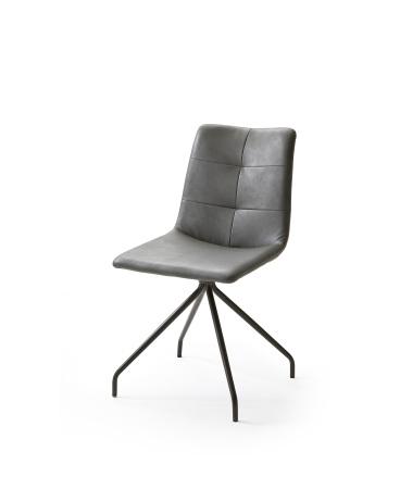 Jídelní židle VERONA_typ sedáku C 2 šedá