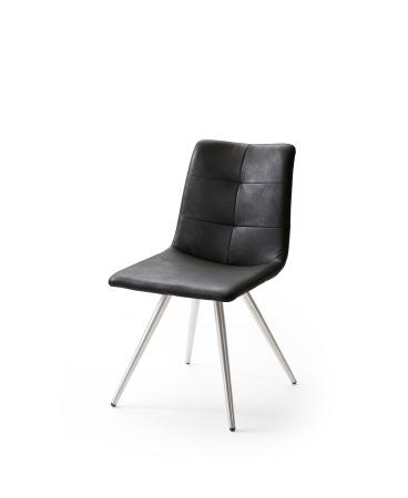 Jídelní židle VERONA_typ sedáku C 3 černá