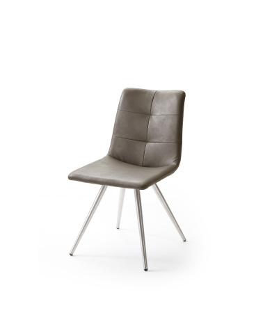 Jídelní židle VERONA_typ sedáku C 3 lanýž