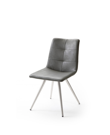 Jídelní židle VERONA_typ sedáku C 3 šedá