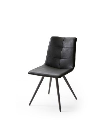 Jídelní židle VERONA_typ sedáku C 4 černá