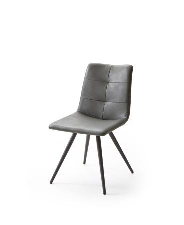 Jídelní židle VERONA_typ sedáku C 4 šedá