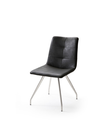Jídelní židle VERONA_typ sedáku C 5 černá
