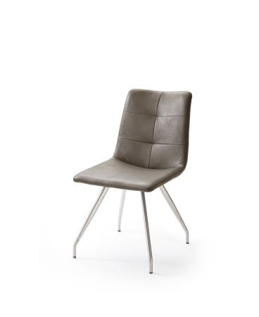 Jídelní židle VERONA_typ sedáku C 5 lanýž