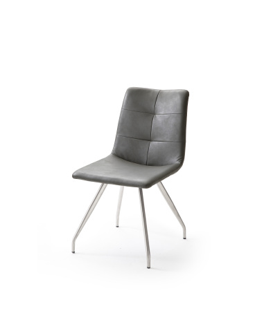 Jídelní židle VERONA_typ sedáku C 5 šedá