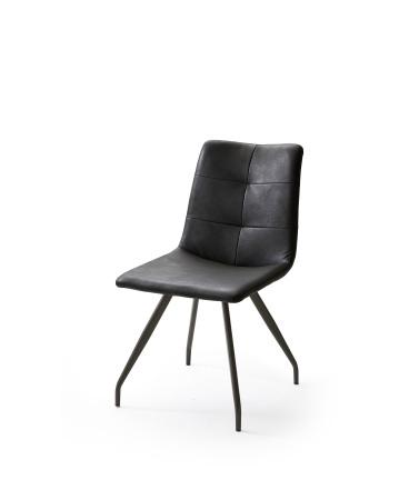 Jídelní židle VERONA_typ sedáku C 6 černá