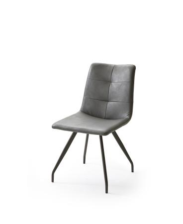 Jídelní židle VERONA_typ sedáku C 6 šedá