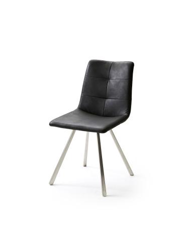 Jídelní židle VERONA_typ sedáku C 7 černá