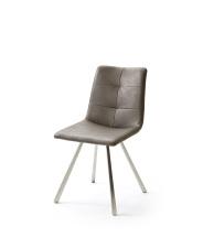 Jídelní židle VERONA_typ sedáku C 7 lanýž