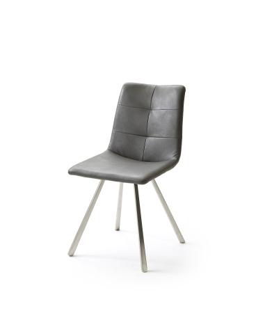 Jídelní židle VERONA_typ sedáku C 7 šedá