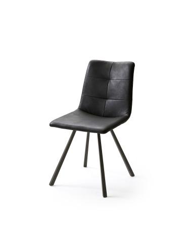 Jídelní židle VERONA_typ sedáku C 8 černá