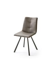 Jídelní židle VERONA_typ sedáku C 8 lanýž