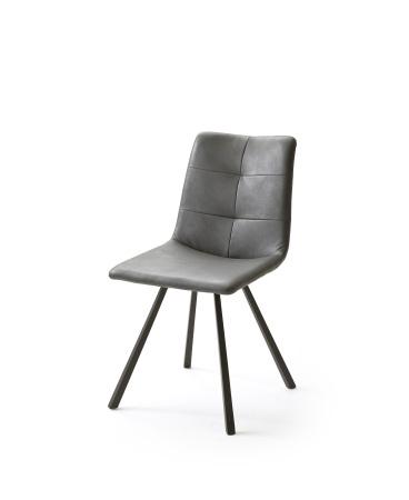 Jídelní židle VERONA_typ sedáku C 8 šedá