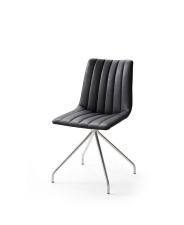 Jídelní židle VERONA_typ sedáku D 1 černá
