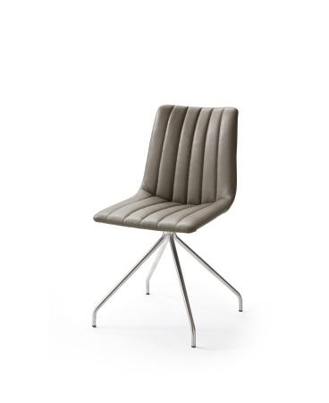 Jídelní židle VERONA_typ sedáku D 1 lanýž