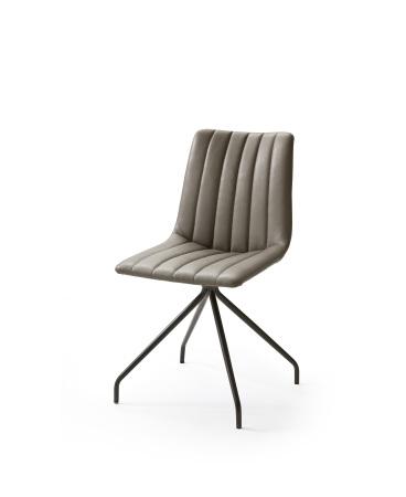 Jídelní židle VERONA_typ sedáku D 2 lanýž