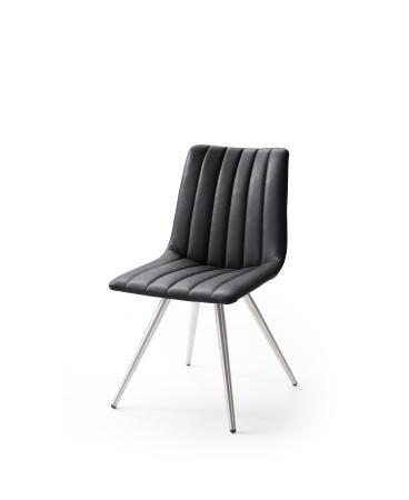 Jídelní židle VERONA_typ sedáku D 3 černá