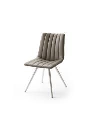 Jídelní židle VERONA_typ sedáku D 3 lanýž