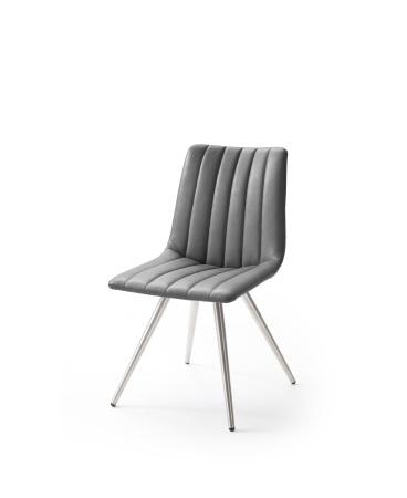 Jídelní židle VERONA_typ sedáku D 3 šedá